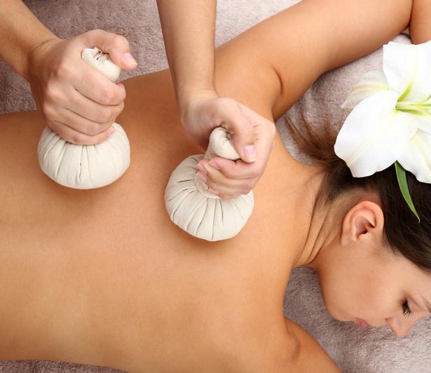 Thaise Kruiden Massage